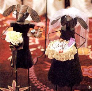 mini-copper-sculpture-wedding-favor